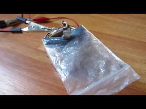 Function Generator + Magnet Experiment (3)