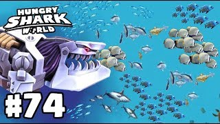 1,000,000 FISH CHALLENGE | Hungry Shark World Contest | Hungry Shark World Gameplay Part 74