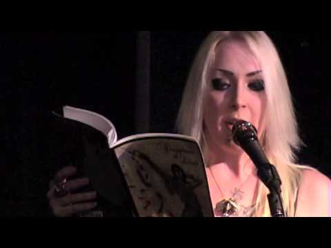 Donna Lynch Reading from Daughters of Lilith