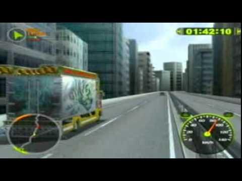 1) [Wii] 全国デコトラ祭り GAME...