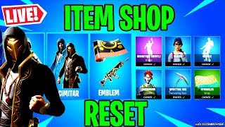 🔴 *NEW* FORTNITE ITEM SHOP JUNE 14TH RESET NEW SKINS COUNTDOWN (BATTLE ROYALE LIVE)