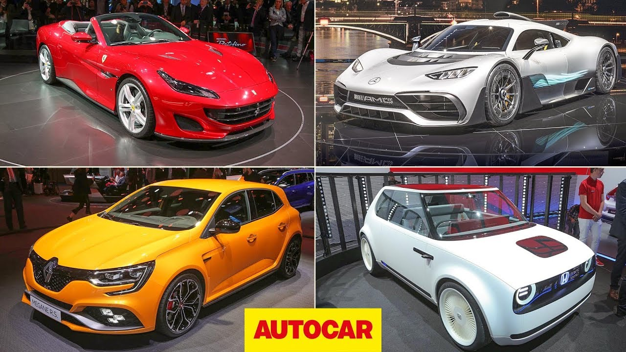 Frankfurt Motor Show The Cars You Need To See At The IAA - Automotive show