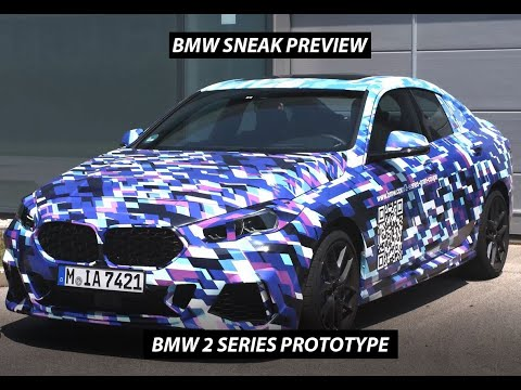 Exclusive World Premier 2021 BMW 2 Series Gran Coupe