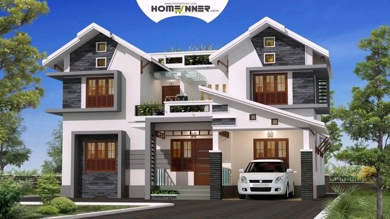 Middle class house plans in india youtube for House designs indian style pictures middle class