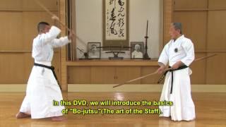 Introduction to Ryukyu Kobudo Kongo-ryu (Bo-Jutsu)