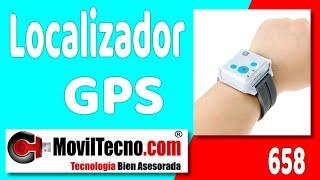 Localizador para niños y Mayores con Alzheimer en MovilTecno.com
