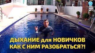 Плавание для новичков - как же быть с дыханием?!!