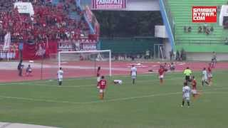 Video Cuplikan Persis Solo vs PSPS Pekanbaru