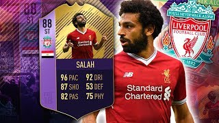STRIKER POTM SALAH 88! BEST PL STRIKER? FIFA 18 ULTIMATE TEAM