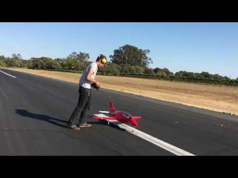 HSD Super Viper Second Flight/Crash From In Flight Structural Failure