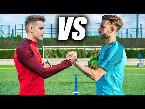 DENIS SUÁREZ VS BORJA MAYORAL thumbnail