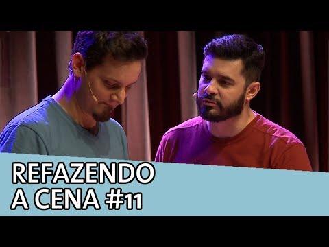 IMPROVÁVEL - REFAZENDO A CENA #11