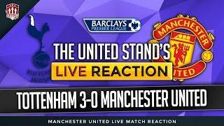 Video Gol Pertandingan Tottenham Hotspur vs Manchester United
