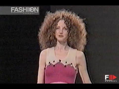LYDIA DELGADO Fall Winter 1997 1998 Barcelona - Fashion Channel