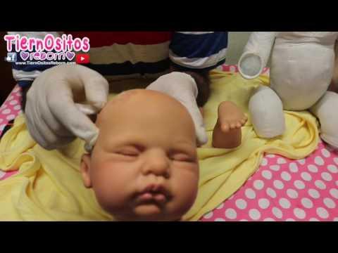 Inicia Transformacion de MELANIE de SOFI TIRADO a bebe Bebe reborn