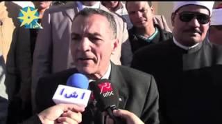 بالفيديو: رئيس جامعة الأزهر رسالة الديانات أجمع هي السماحة والسلام للأرض
