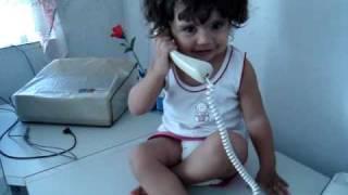"""Rebeca Ao Telefone Com """"xixia"""""""