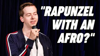 An absolutely ridiculous freestyle rap...
