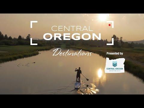 Breaking Par Destinations: Central Oregon Golf Trail