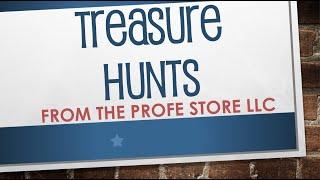 Spanish Treasure Hunt Preview