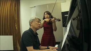 Spring Festival - Longing For Spring Breeze 望春风 (Violin and Piano)