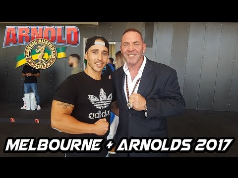 My Vegan Weekend in Melbourne + Arnold Classic 2017