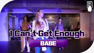 Benny blanco,selena gomez - i can't get enough l choreography babe ofd dance studio