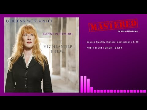 Loreena McKennitt - Bonny Portmore (Highlander Theme) | Music & Mastering mp3