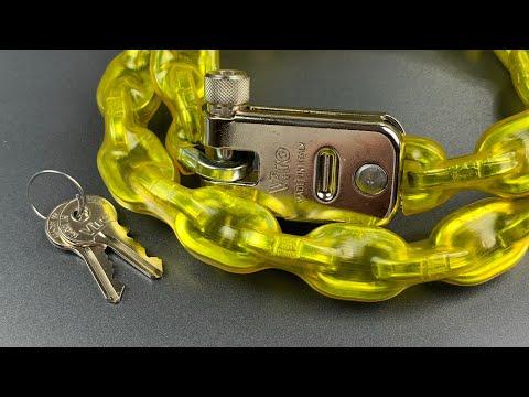 "[798] Viro ""Morso"" Bicycle Chain Lock Picked"