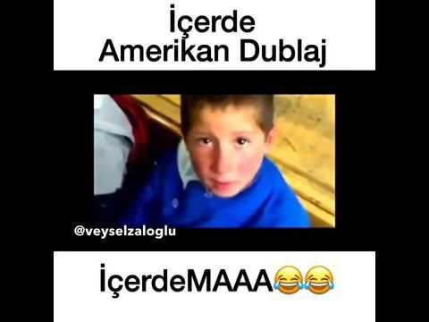 İçerdema Amerikan dublaj
