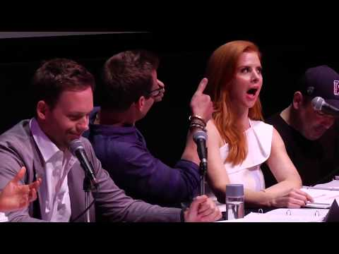 Sarah Rafferty and Gabriel Macht's Best Moments at the ATX TV Festival