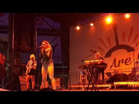 Rachel Platten (ft. Caly Bevier) - Fight Song (9/17) - We Are LA