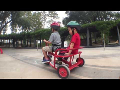Kidspace Children's Museum (bonus footage)