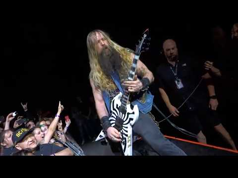 Zakk Wylde - Miracle Man + Crazy Babies + Desire + Perry Mason / Guitar Solo Live 2018
