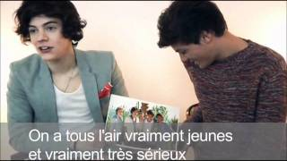 Harry Styles and Louis Tomlinson interview with Fan2 (subtitulado al español)