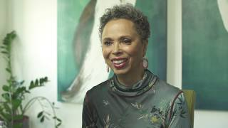 Howard Univ's First Afro Queen, Robin Gregory, Speaks on Race, Culture, Class