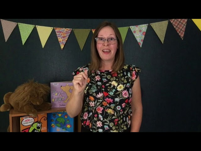 Storytime OnDemand: One Finger One Thumb Keep Moving