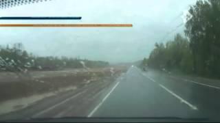 В Пермском крае три человека погибли в результате жуткой аварии