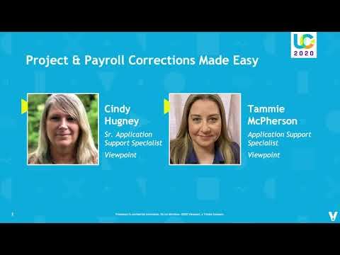 Project and Payroll Corrections Made Easy in ProContractor.