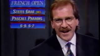 1990 NBA Eastern Finals (Game 4): Pistons vs. Bulls (CBS Sports wraparounds)
