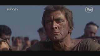 """Kirk Douglas schittert in LuckyTV: """"Allemaal Spartacus? Waar slaat dat op?"""""""
