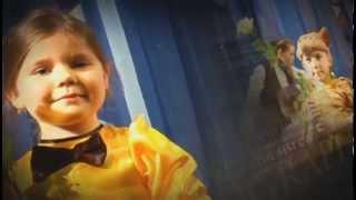 Детский мюзикл Буратино на английском языке.