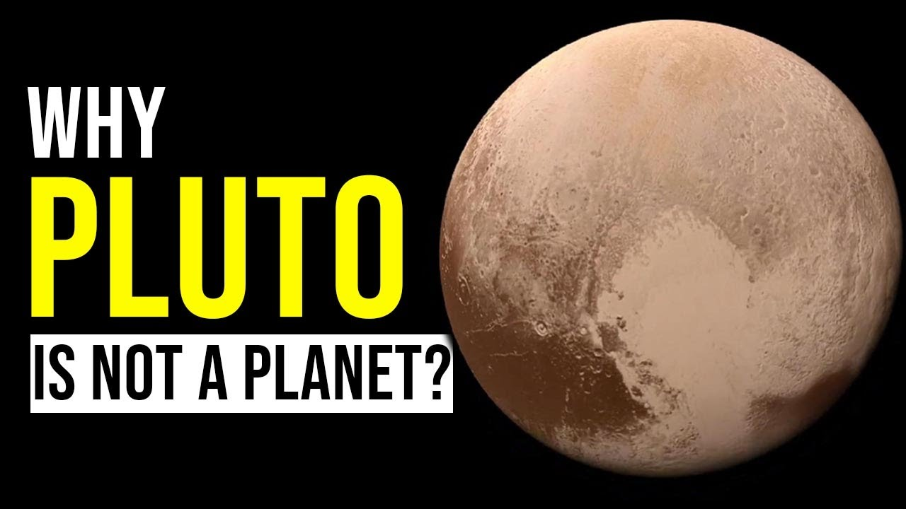Why Pluto isnt a planet anymore YouTube