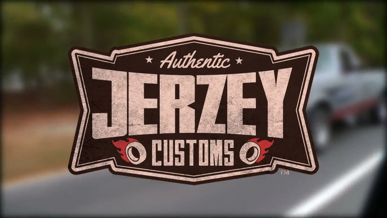 JERZEY CUSTOMS TV SHOW SIZZLE REELGREAT CAR SHOWAWESOME AUTO - Car tv shows