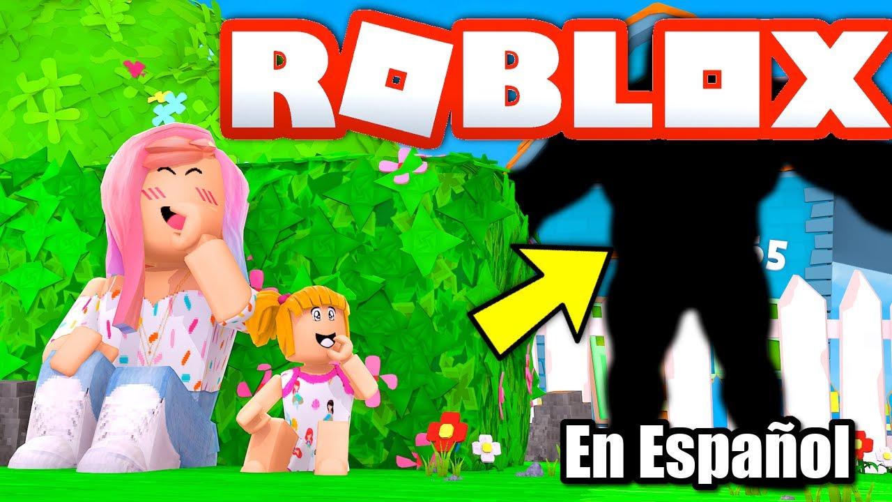 Goldie y Titi se Escapan del Gorila Salvaje en Roblox!