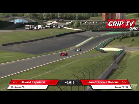 Grip TV Broadcast | Classic Lotus Grand Prix with Jimmy_Bee