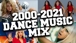 Dance Music 2000 to 2021 Mix 💃 Best Throwback & New Dance Songs 2021