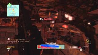MW3 - 340 Kill Infected Game on Aground! (Modern Warfare 3 Infected)
