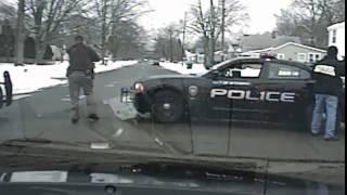 Wyoming police shooting