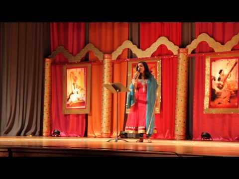 Jawaani Janeman - Karaoke singing @ IAM India Unlimited Star Singer Competition